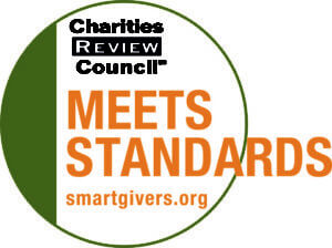 Charity Review Council Meets Standards Smartgivers.org